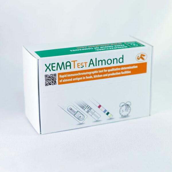 XEMATest ALMOND Antigen Rapid Immunochromatographic Test
