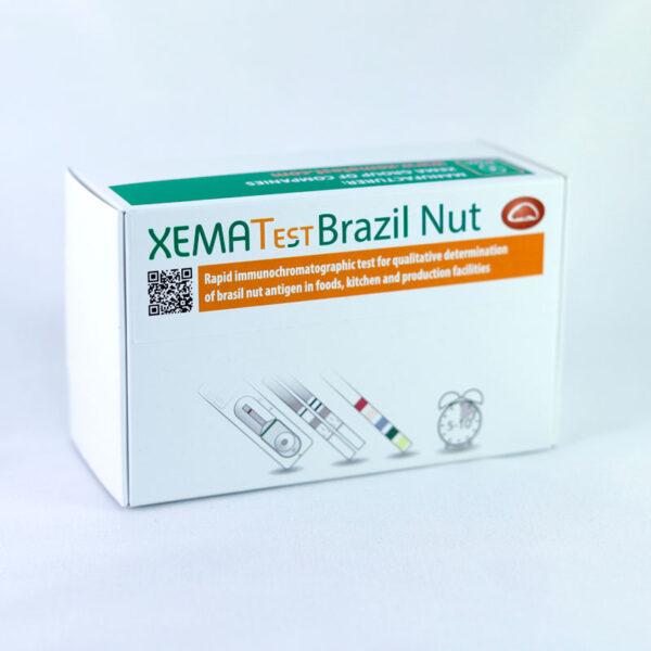 XEMATest BRAZIL NUT Antigen Rapid Immunochromatographic Test