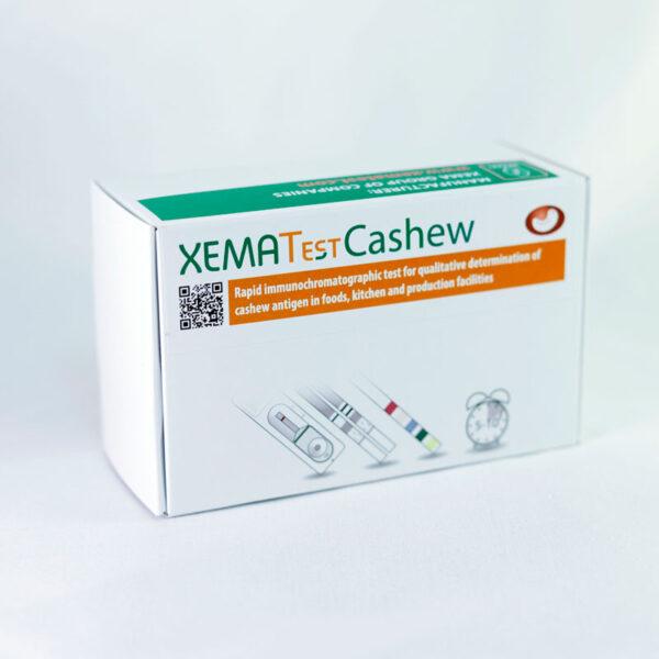 XEMATest CASHEW Antigen Rapid Immunochromatographic Test