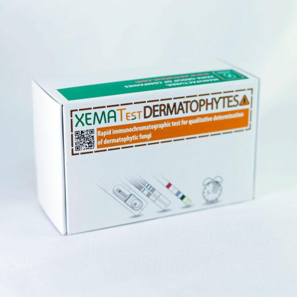 XEMATest DERMATOPHYTES Antigen Rapid Test