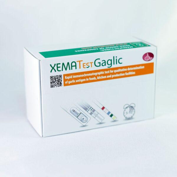 XEMATest GARLIC Antigen Rapid Immunochromatographic Test