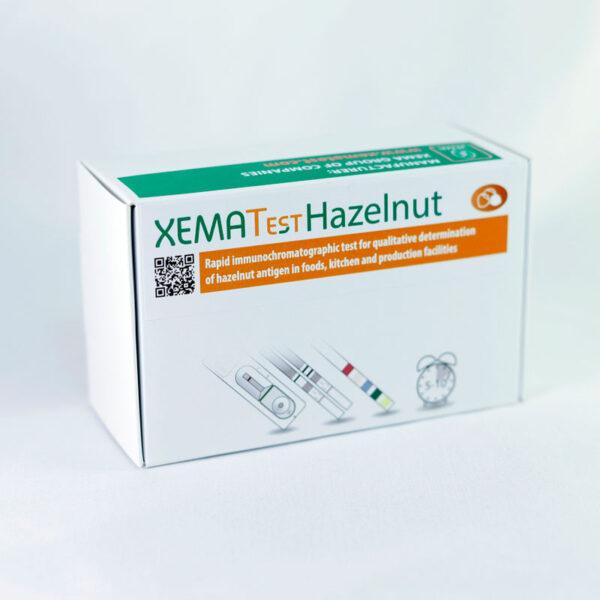 XEMATest HAZELNUT Antigen Rapid Immunochromatographic Test