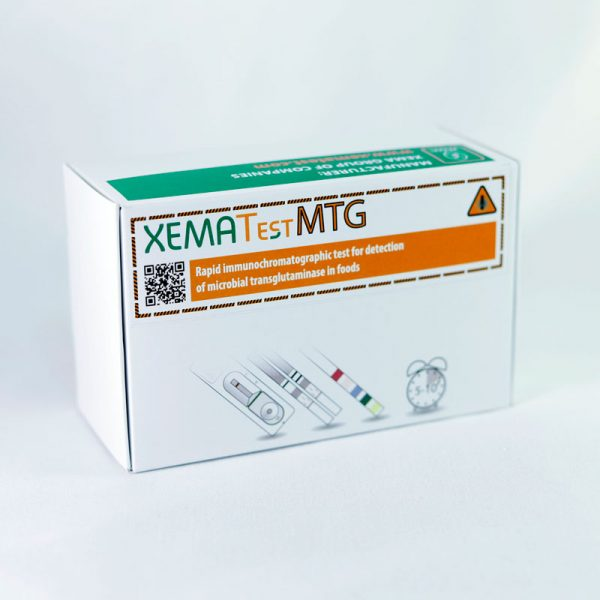 XEMATest MTG Rapid Immunochromatographic Test