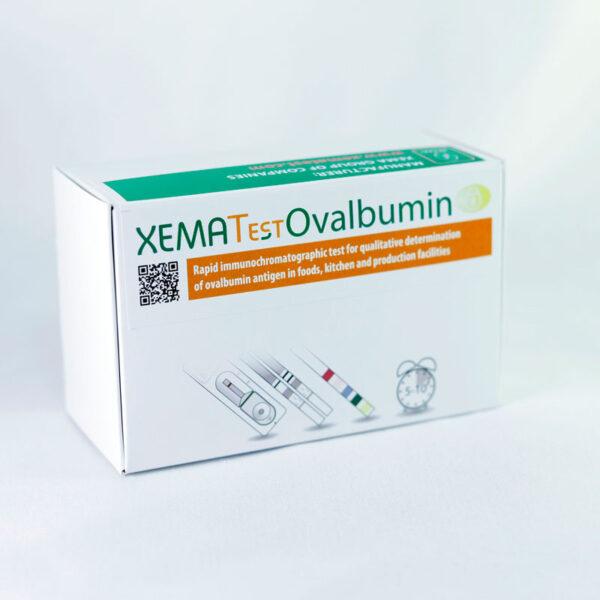 XEMATest OVALBUMIN Rapid Immunochromatographic Test