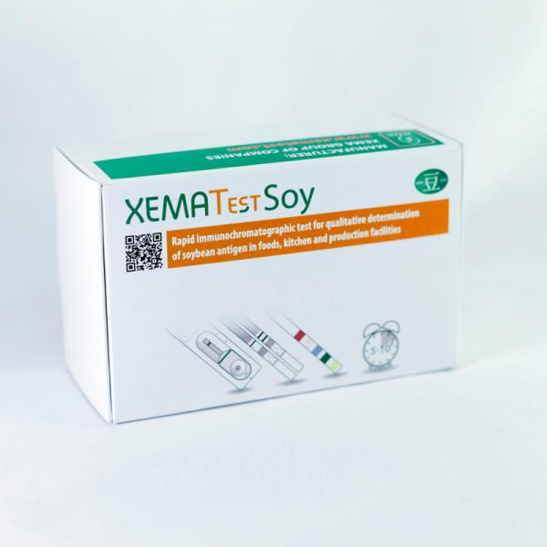 XEMATest SOY Antigen Rapid Immunochromatographic Test